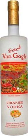 Vincent Van Gogh Vodka Oranje